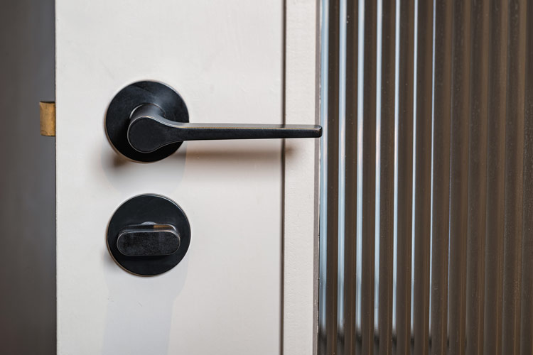 Door Handle and Turnkey