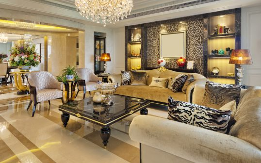 luxury architectural ironmongery sitting room