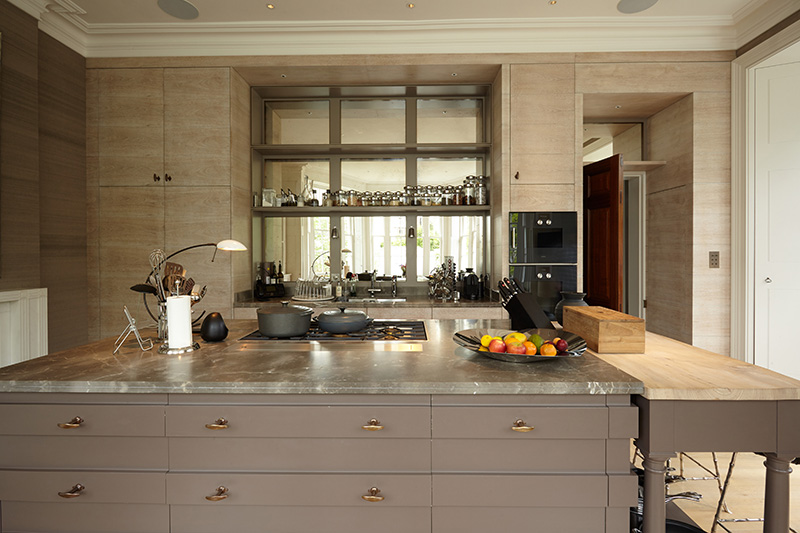 Luxury Kitchen Cabinet Fittings